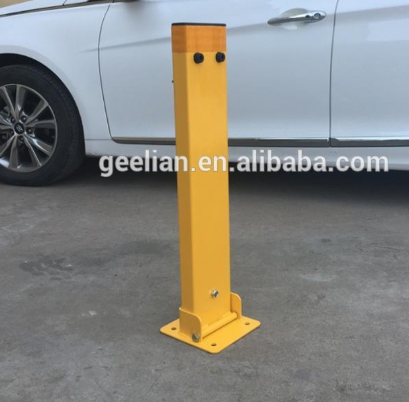 OEM Customized Metal Car Parking Lock Factory