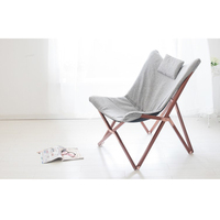 Creative Modern Fabric Outdoor Folding Chair