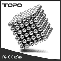 216pcs novel interesting Magnetic Decompression Ball Educational DIY Toys for Children adult gift