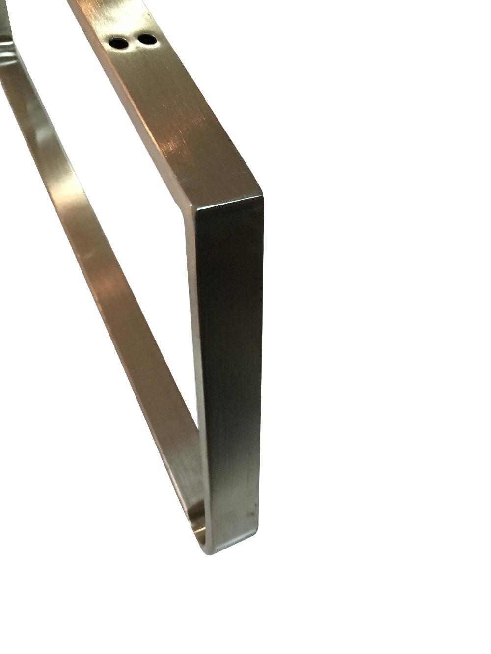 Modern Metal Brushed Steel Furniture Legs Chair Legs Buy