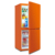 115L double door frost free refrigerator no frost home refrigerators freezers with CE certificate refrigerator