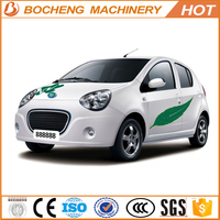 AC Motor Electric Passenger Vehicle/Car With EEC M1 From China