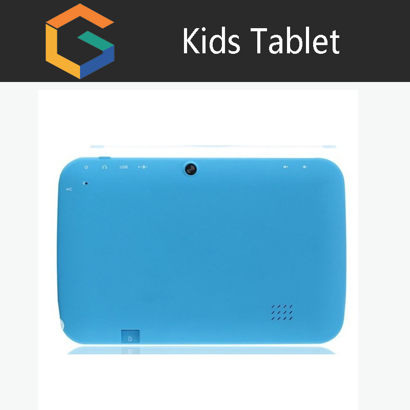 multiple Colors 7inch android kids education learning tablet pc 3gp games free download cheapest android 5.1 phone tablets
