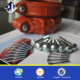 304,316 stainless steel track bolt and nut for oil&gas pipe,fire pipeline,pressure piping connection