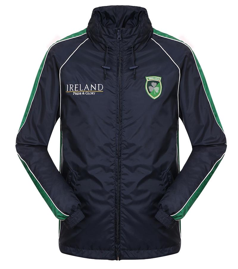 custom windbreaker school uniform jacket