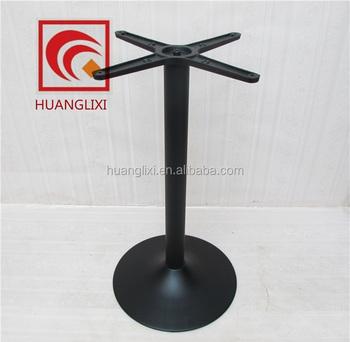 Metal Table LegsBlack Speaker ChassisFastfood Restaurant - Conference table bases metal