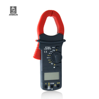 DT201 auto-ranging true rms digital clamp meter multimeter multi meter tester