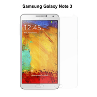 Japanese Asahi Glass 2.5D 9H for Samsung Galaxy Note 3 Tempered Glass Screen Protector free sample