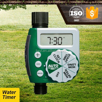Bx-6605 Smart Garden Irrigation Controller And Watering Hose Timer ...