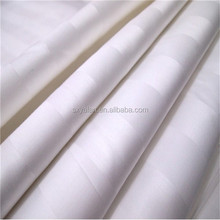Cheap bulk hotel bedding fabric in stock