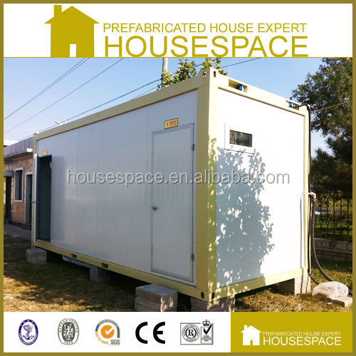 Recycled Good Insulated Prefab Housing for Diabled Individuals