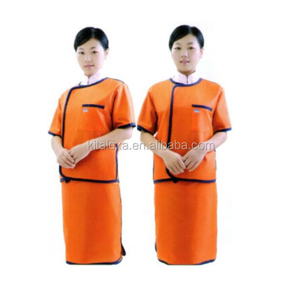 KA-XP00036 Medical X-ray Lead Half Sleeve Apron a 0.5mmpb for Radiation Protection, X-ray Lead Protective Apron