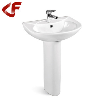 Bathroom Good Quality Colored Sink Decoration Pedestal ...