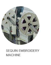 6 Nadeln 8 Köpfe, die computergesteuerte Stickmaschine mit Japan-Haken aufwickeln