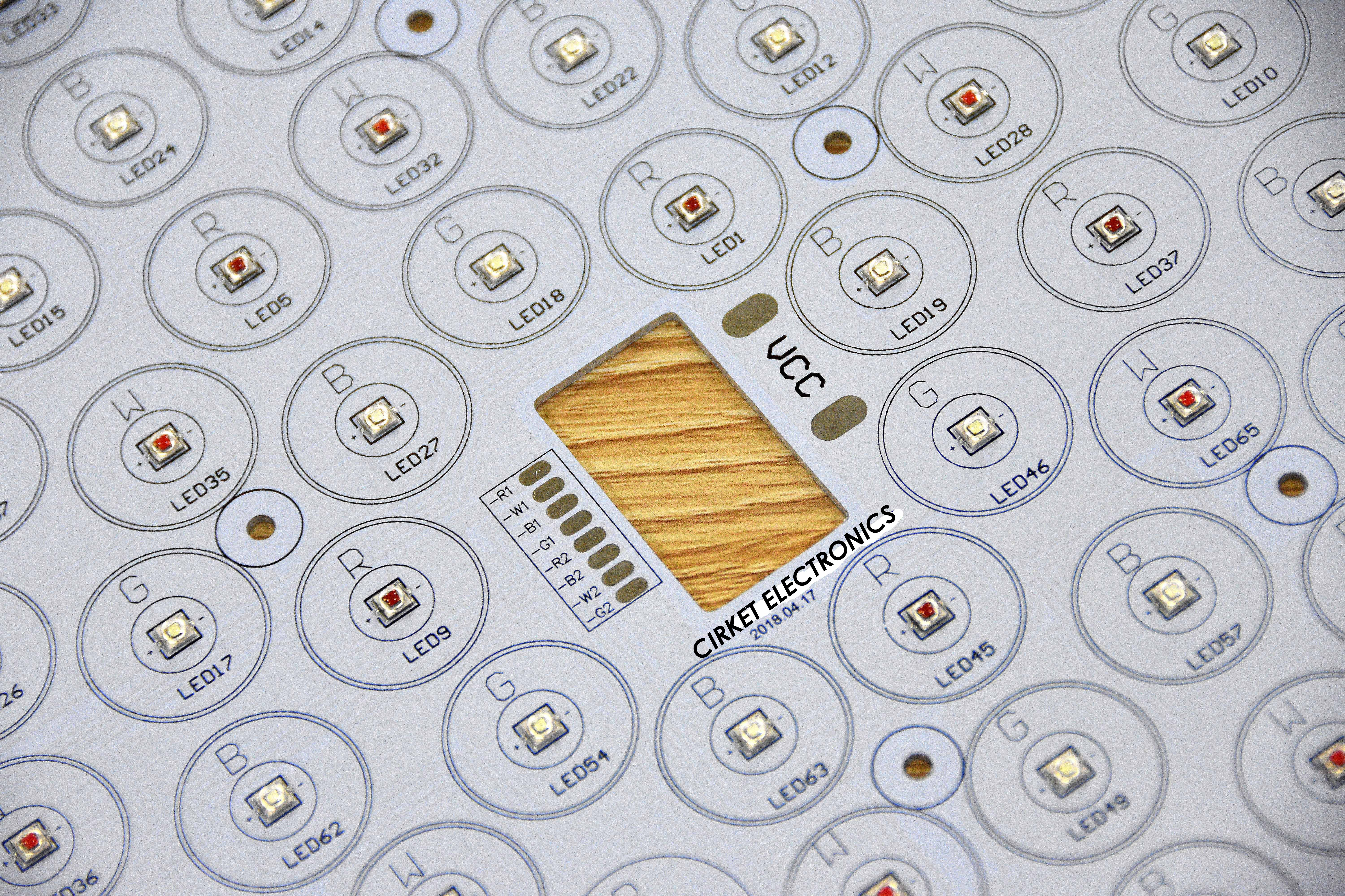 Led Pcb Circuit Board Suppliers And Air Conditioner Control Boardled Board94v0 Manufacturers At