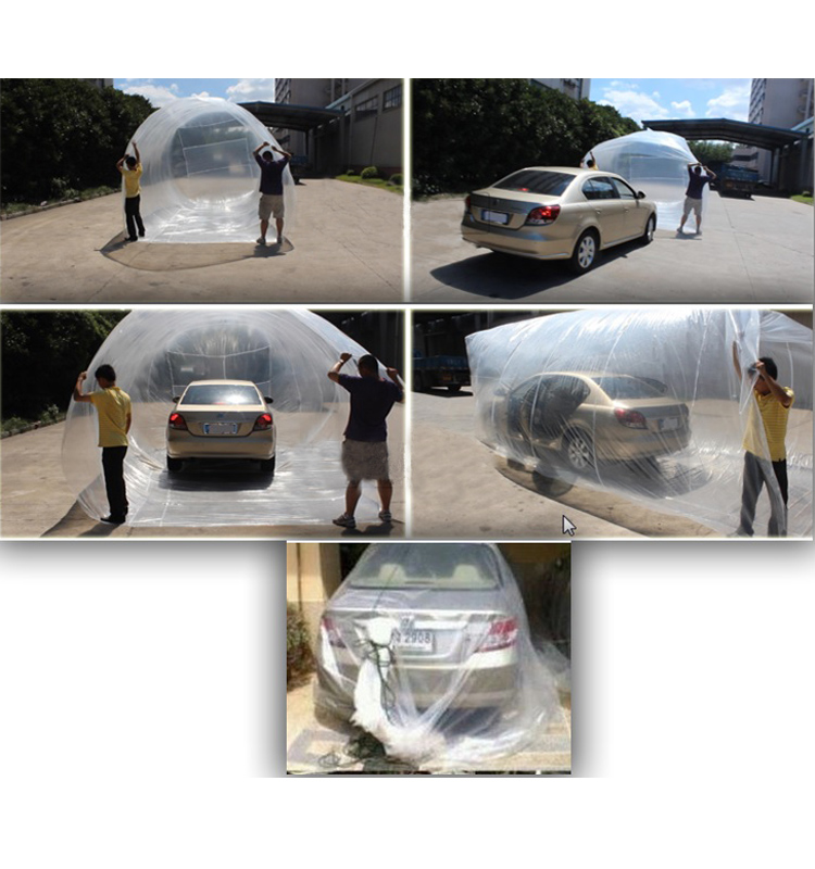 Flood Proof Car Bag Cover Made In Chinarust Bags