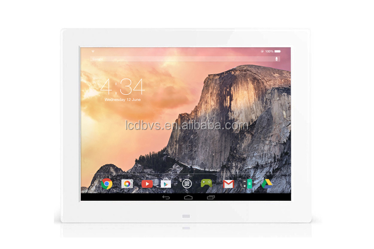 12.1inch cheap touch screen panel all-in-one pc with quad core mini computer