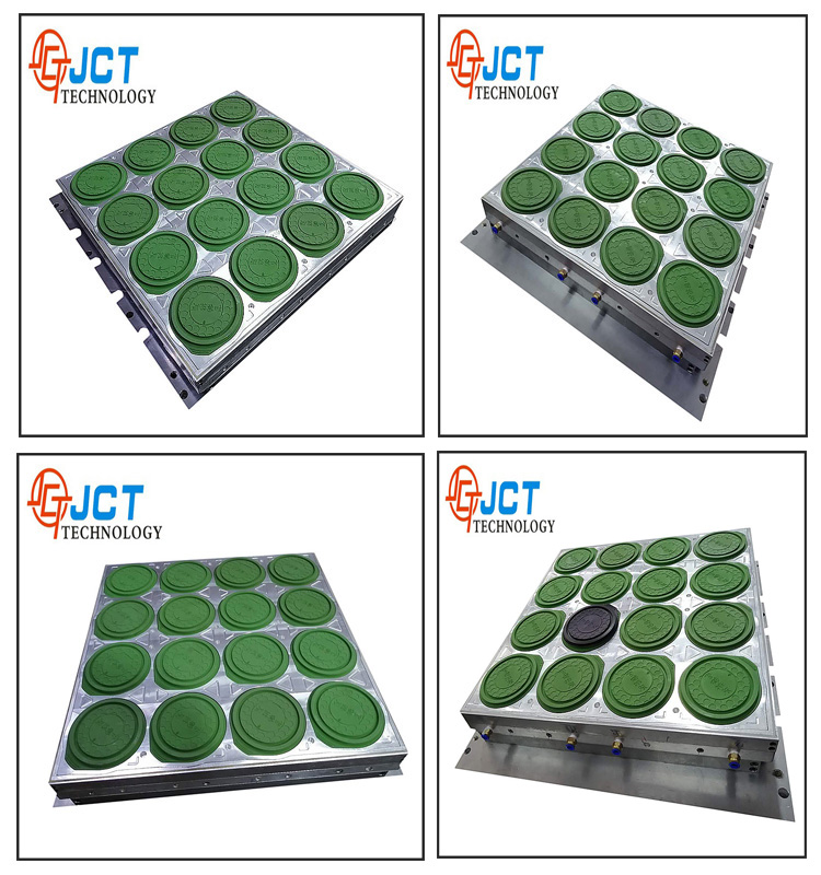 Customized cnc machining vacuum forming aluminum food cover mould