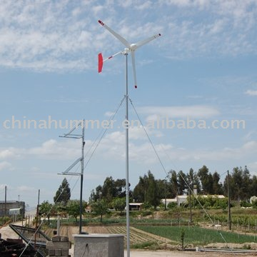 good quality 500W household wind generator made in China 24V wind generator/windmill