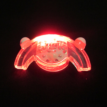 Led Flashing Fangs Mouthpiece