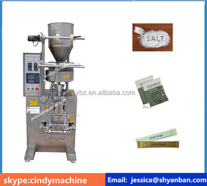 YB-150K High speed Automatic pepper salt granule Sachet filling/packing machine
