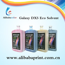 tinta galaxy dx5 eco ink for eco-solvent plotter