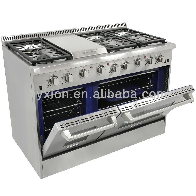 48 inch gas ranges with double oven and griddle 48 inch gas ranges with double oven and griddle suppliers and at alibabacom