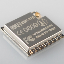 FCC and CE wifi module ESP07S esp 8266