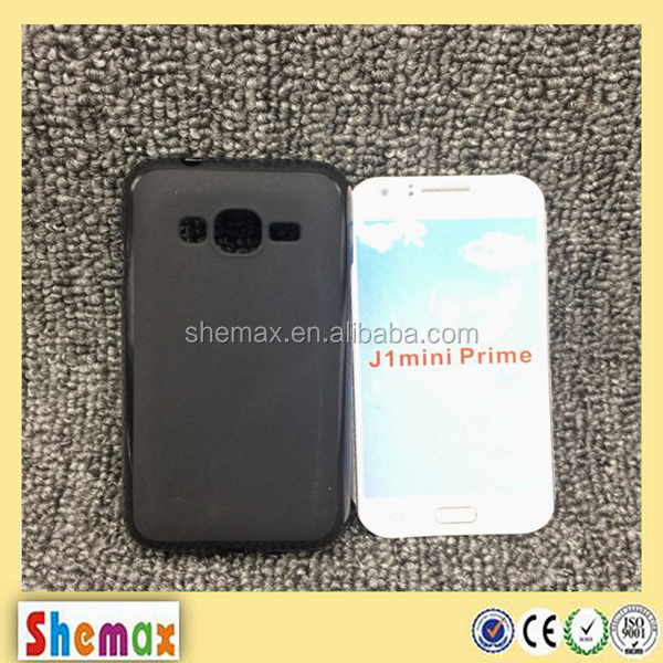 Wholesale frosted tpu back cover case for samsung j1 mini prime