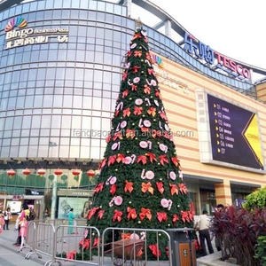 Giant Type Outdoor Christmas Tree (FB-005) christmas tree ball decorations with best quality and low price