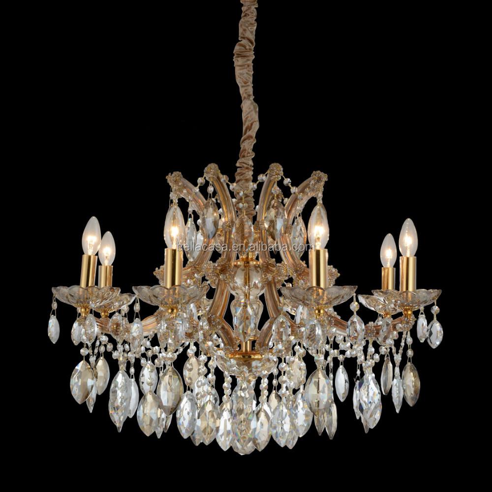 Beroemde Merk Verlichting Kristallen Kroonluchter Lamp Bella Casa ...