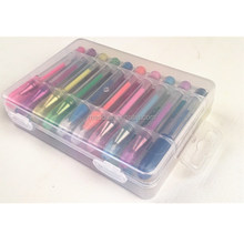 Cute Mini fancy gel pen gel ink pen set 20 Glitter Metallic Neon Pastels Coloring Pens