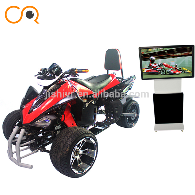 High quality competitive price vr racing simulator motion simulator with mini vr glasses factory direct sale