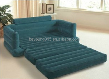 Two Seater Intex 68566 Inflatable Folding Sofa Bed For Sleeping