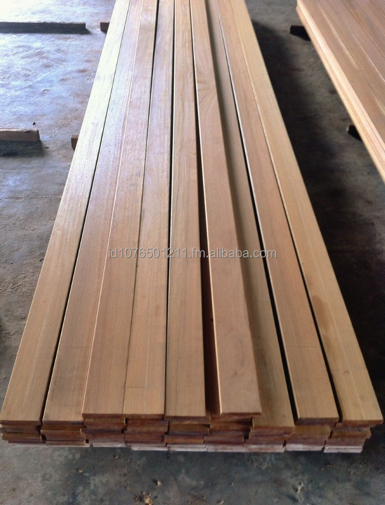 Ulin / Belian / Borneo Ironwood decking