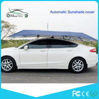 canopy tent outdoor engine cover for toyota camry car cover by remote control