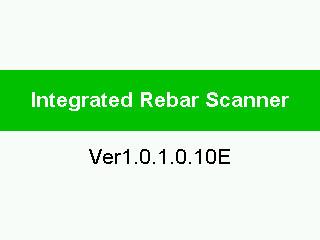concrete reinforcement detector