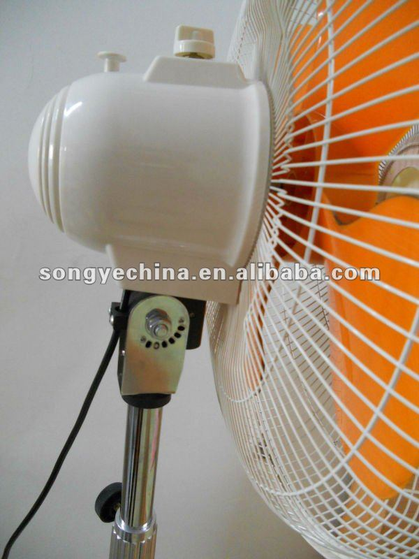 "FS10-45 18"" Commercial Stand Fan(Tri Squarelegs)"