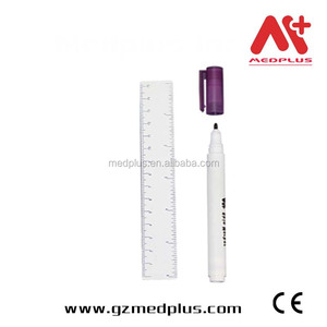 Medical Surgical Skin Marker Pen With Sterilization