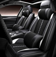 Hot Selling Full Set Leather Auto Car Seat Cover For All Cars P13402