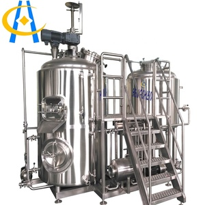 Best selling New Design Beer Manufacturing Machine Brewing Equipment