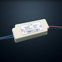 100-265VAC 350ma constant current 15w led driver
