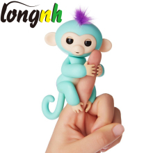 Christmas Gift Fingerlings Interactive Baby Monkey Children Kids Toy fingerlings monkey
