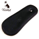 Yinggte short PU leather custom metal foldable shoe horn with logo