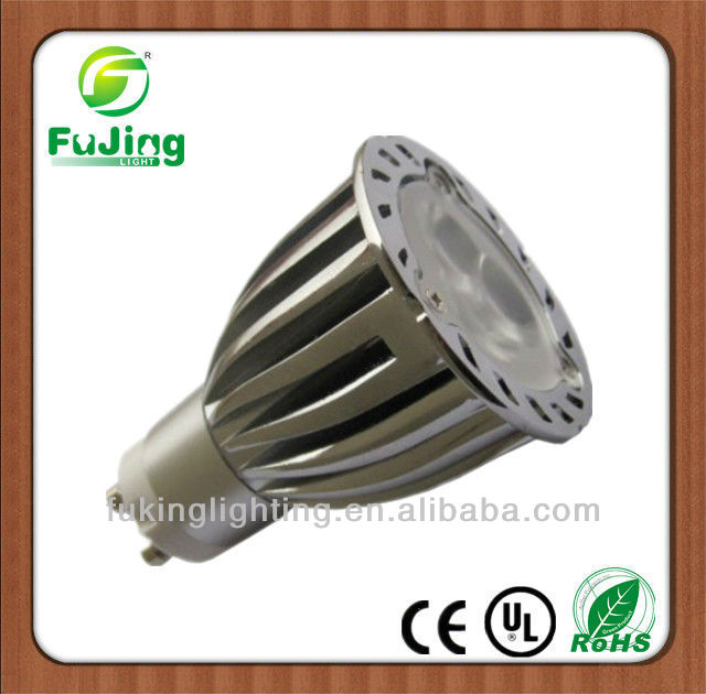 4500k 8w dimmable gu10 led