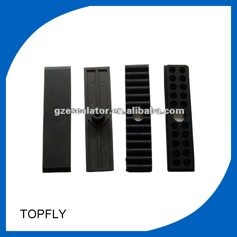 TOPFLY elevator guide shoe gib elevator parts elevator plastic parts
