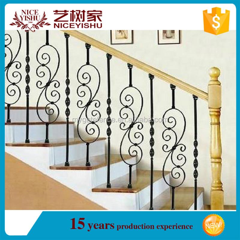Yishujia مصنع درابزين حديد بسيط درابزين سهل التنظيف درابزين الدرج الحديث Buy درابزين درج حديث درج مصنوع من الحديد درابزين درابزين حديد بسيط Product On Alibaba Com