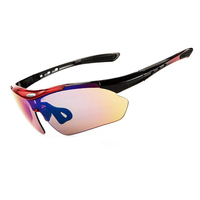 SEASUN Riding Windproof Golf Polarized Golf Sun Glasses Cycling Sunglasses For Men Professional Polarized Cycling Glasses Sports