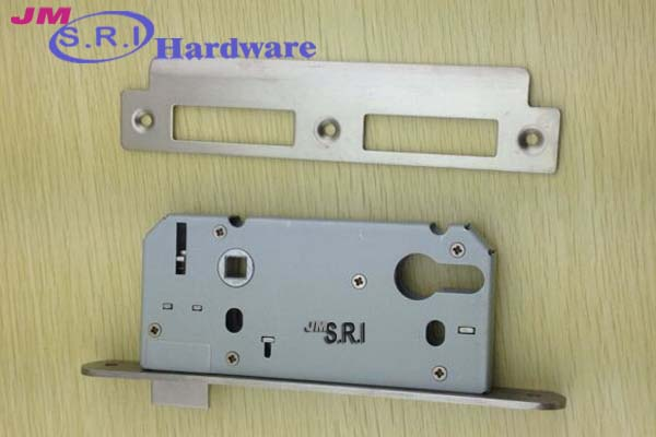 China supplier 45mm backset mortise lock case