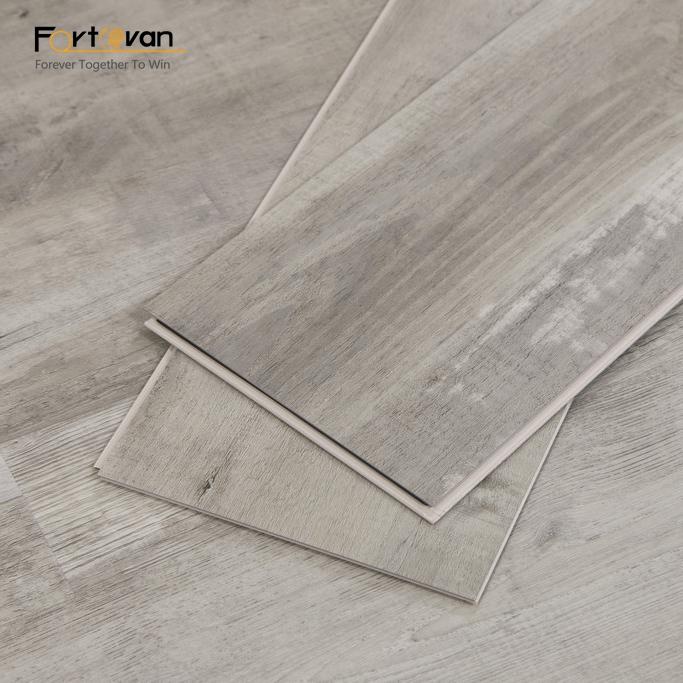 Anti Static Waterproof 4mm Eco Wood Lvt Click Lock Vinyl